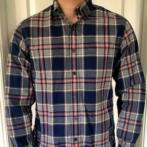 J Crew Long Sleeve Button Up - S